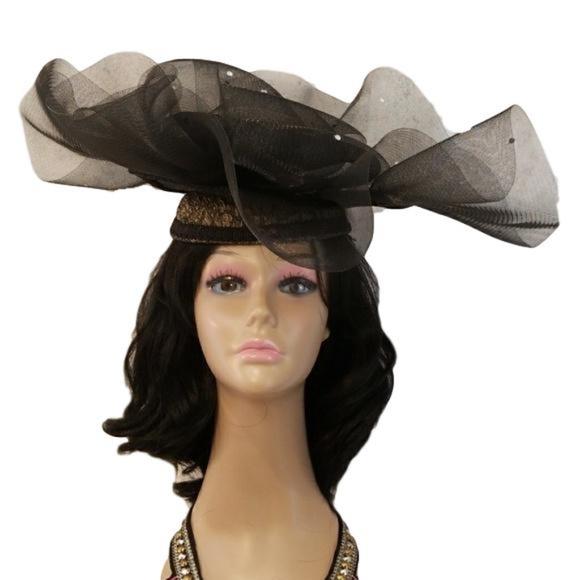 30b42dfc Independent Designer Linda's Hats Accessories | Kentucky Derby Or ...